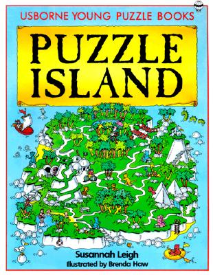 Image for Puzzle Island (Usborne Young Puzzle Books)