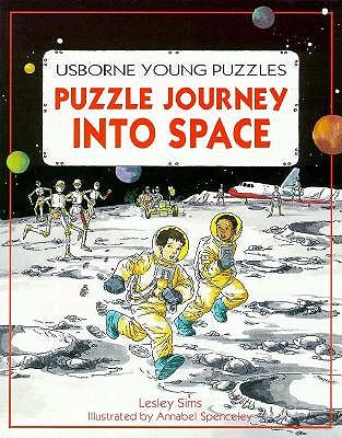 Image for Puzzle Journey into Space (Puzzle Journey Series)