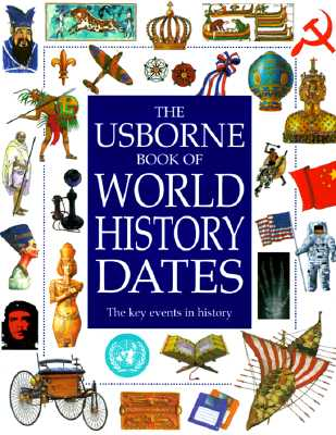 World History Dates, Chisholm, Jane
