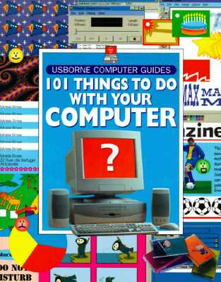 Image for 101 Things to Do With Your Computer (Usborne Computer Guides)