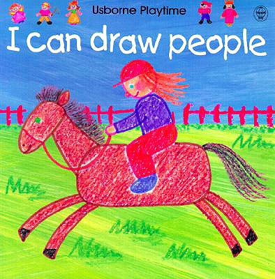 Image for I Can Draw People (Usborne Playtime)