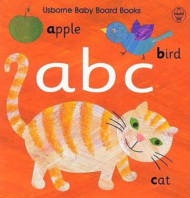 Image for ABC (Usborne Baby Board Books)