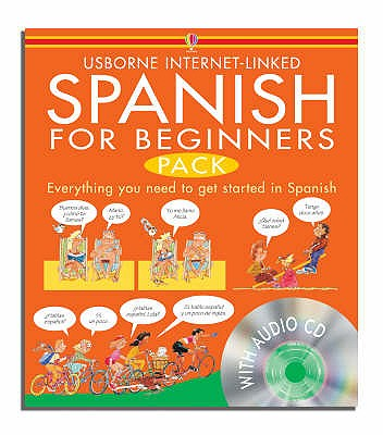 Spanish for Beginners Pack, Wilkes, Angela