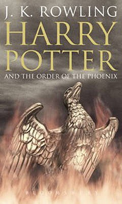 Image for Harry Potter and the Order of the Phoenix. J.K. Rowling