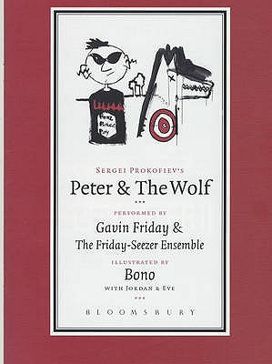 Peter and the Wolf: Performed by Gavin Friday and the Friday-Seezer Ensemble, PROKOFIEV, Sergei