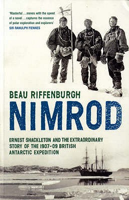 "Image for ""Nimrod"": The Extraordinary Story of Shackleton's First Expedition"