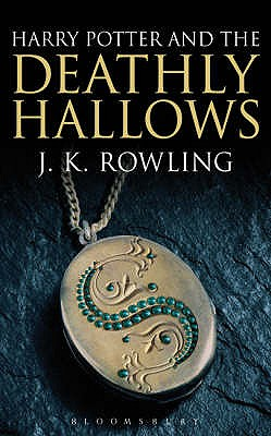 Image for Harry Potter and the Deathly Hallows #7 Harry Potter Adult Edition [used book]