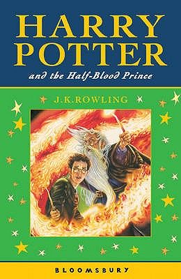 Harry Potter and the Half-Blood Prince, J K Rowling