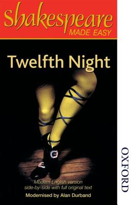 Image for Twelfth Night: Shakespeare Made Easy