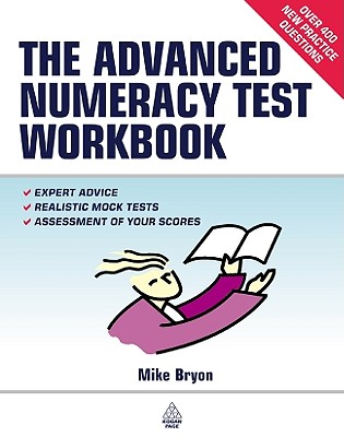 Image for Advanced Numeracy Test Workbook (Testing Series)