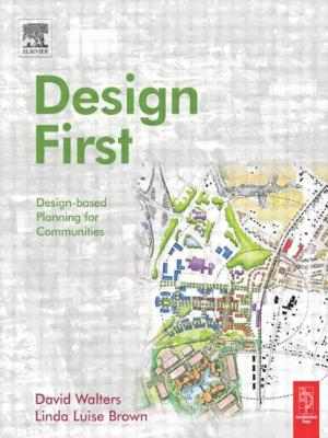 Image for DESIGN FIRST DESIGN-BASED PLANNING FOR COMMUNITIES