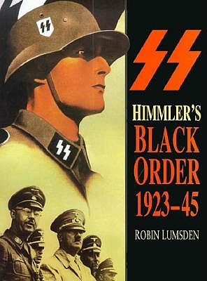 Image for Himmler's Black Order 1923-45