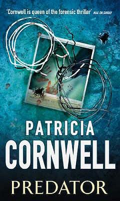 PREDATOR, PATRICIA CORNWELL