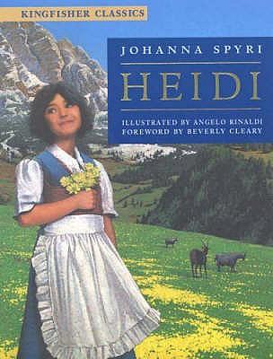 Heidi (Kingfisher Classics), Spyri, Johanna