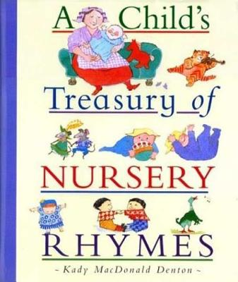 Image for A Child's Treasury of Nursery Rhymes