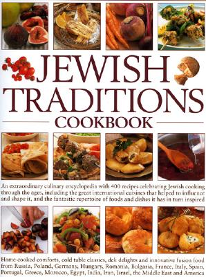 Image for Jewish Traditions Cookbook