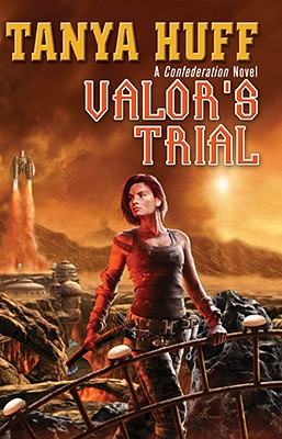 Image for Valor's Trial: A Confederation Novel (The Confederation Novels)