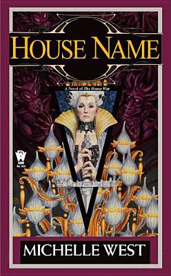 Image for House Name: The House War: Book Three