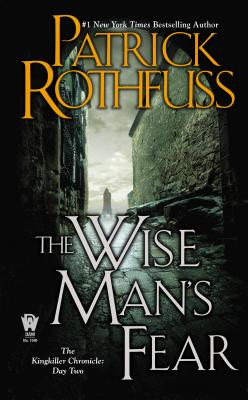 WISE MAN'S FEAR (KINGKILLER CHRONICLE, NO 2), ROTHFUSS, PATRICK
