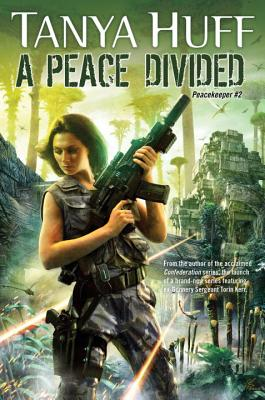 Image for A Peace Divided (Peacekeeper)