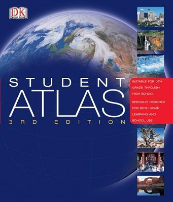 Student Atlas, DK Publishing