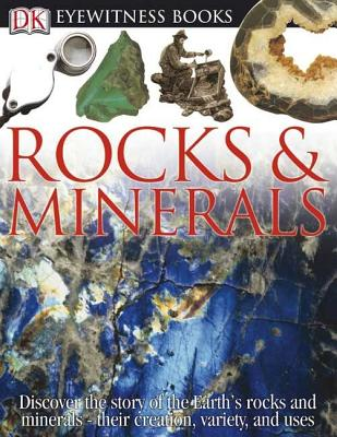Image for ROCKS AND MINERALS EYEWITNESS BOOKS