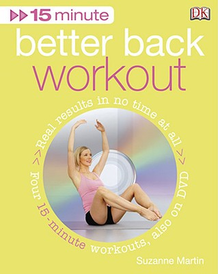 Image for 15 Minute Better Back Workout (+DVD)