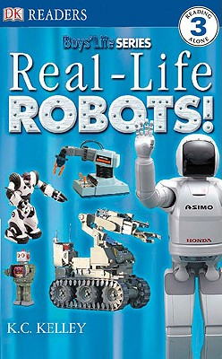 Image for Real-Life Robots (Boys' Life Series: Level 3) (DK READERS)