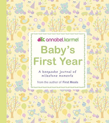 Image for Baby's First Year: Memories for Life