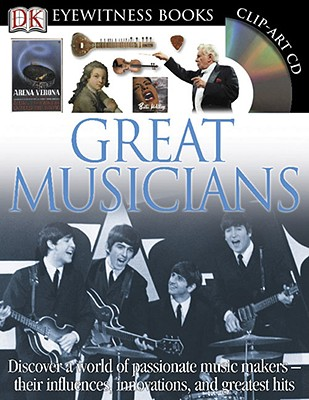 Image for Great Musicians (DK Eyewitness Books)