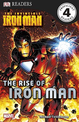 Image for DK Readers: The Invincible Iron Man: The Rise of Iron Man
