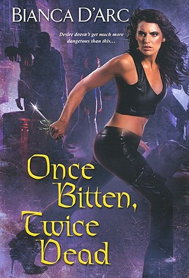 "Image for ""Once Bitten, Twice Dead"""