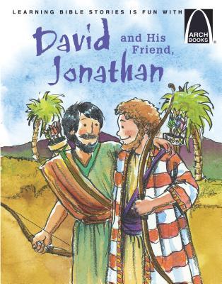 Image for David and His Friend, Jonathan