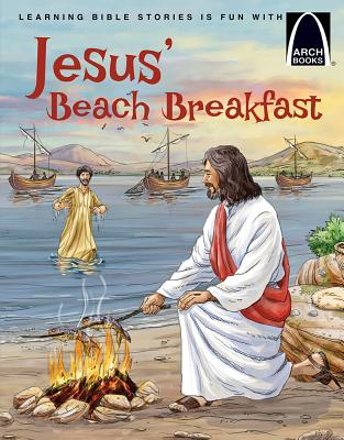 Image for Jesus' Beach Breakfast - Arch Books (Arch Books (Paperback))