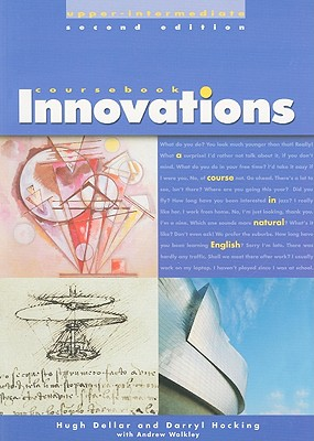 Image for Innovations Upper-Intermediate  A Course in Natural English