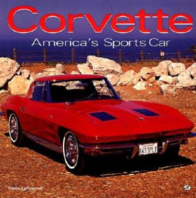 Image for Corvette: America's Sports Car