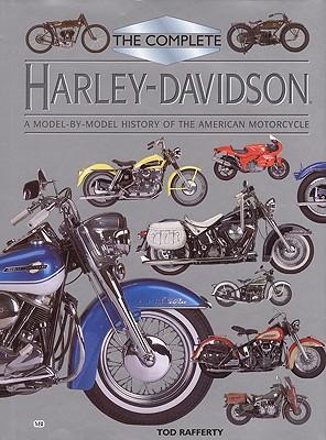 Image for Complete Harley-Davidson: A Model-by-Model Histor