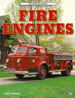 Image for Fire Engines (Crestline Series)
