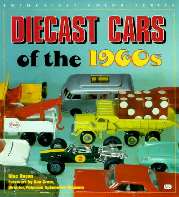 Image for Diecast Cars of the 1960s (Enthusiast Color Series)