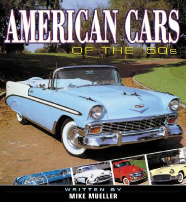 Image for American Cars of the '50s-Bind-up