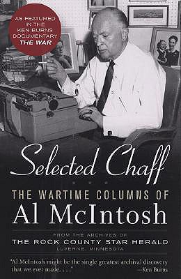 Image for Selected Chaff: The Wartime Columns of Al McIntosh, 1941-1945