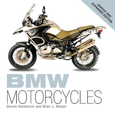 BMW Motorcycles, Darwin Holmstrom