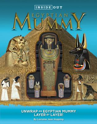 Image for Inside Out Egyptian Mummy: Unwrap an Egyptian mummy layer by layer!