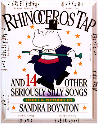 Image for Rhinoceros Tap and 14 Other Seriously silly Songs