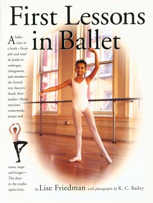 Image for First Lessons in Ballet