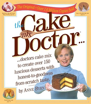 Image for The Cake Mix Doctor