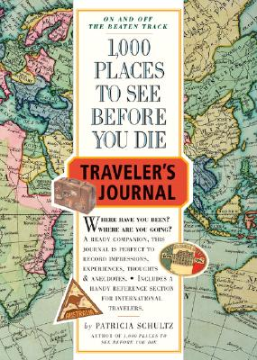 Image for 1,000 Places to See Before You Die Traveler's Journal