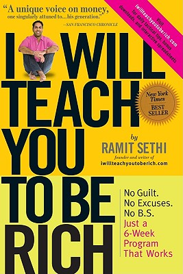 Image for I Will Teach You to Be Rich