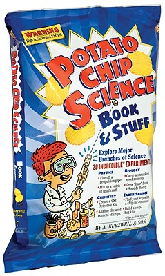 Image for Potato Chip Science: 29 Incredible Experiments