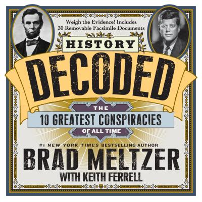 Image for History Decoded: The 10 Greatest Conspiracies of All Time